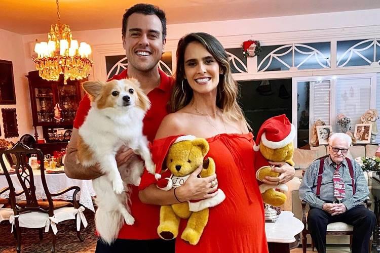Joaquim Lopes e Marcella Fogaça/ Instagram