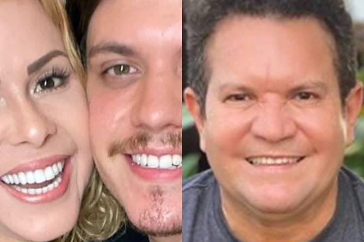 Segundo Colunista, cantora Joelma briga com filho por causa de ex, Ximbinha