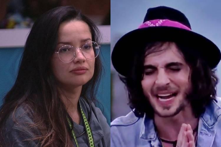BBB21: Em ''Raio-X' Juliette reflete sobre relação com Fiuk - ''Não daríamos certo'' - Foto: Reprodução/Rede Globo/ Montagem Área VIP