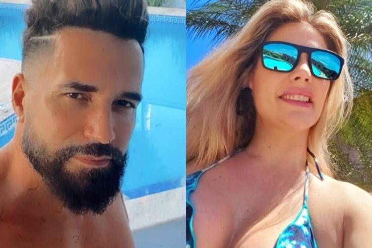 Latino é novamente acusado de plágio, cantora exige créditos - Foto: Reprodução/Instagram/ Montagem Área VIP