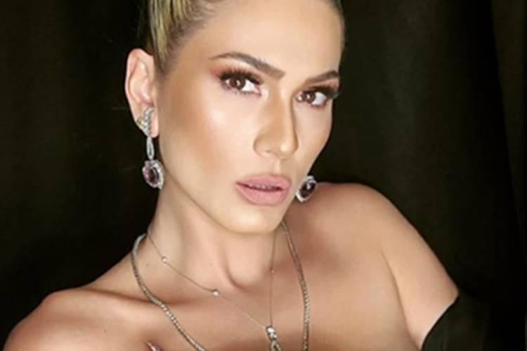 Após polêmicas envolvendo seu atual namorado Marcos Araújo, Lívia Andrade publica nota de repúdio - Foto: Reprodução/Instagram