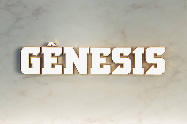 Logo - Gênesis/Record TV