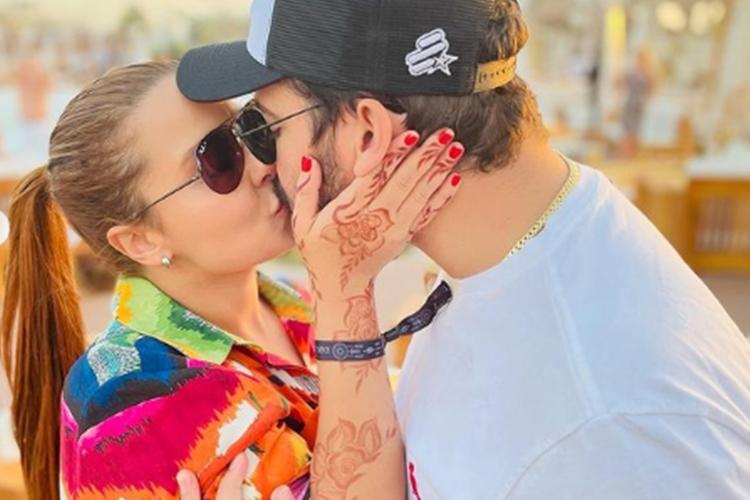 Maiara e namorado Fernando Zor foto reprodução Instagram