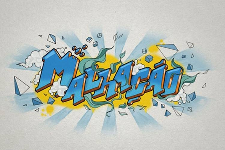 Malhação - Logo/Globo