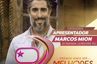 Marcos Mion - Prêmio Área VIP 2020