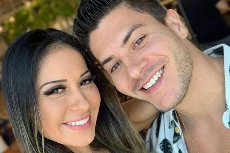 """Mayra Cardi fala sobre ter perdoado Arthur Aguiar: ''Não é por ele, é por mim"""" - Foto: Reprodução/Instagram"""