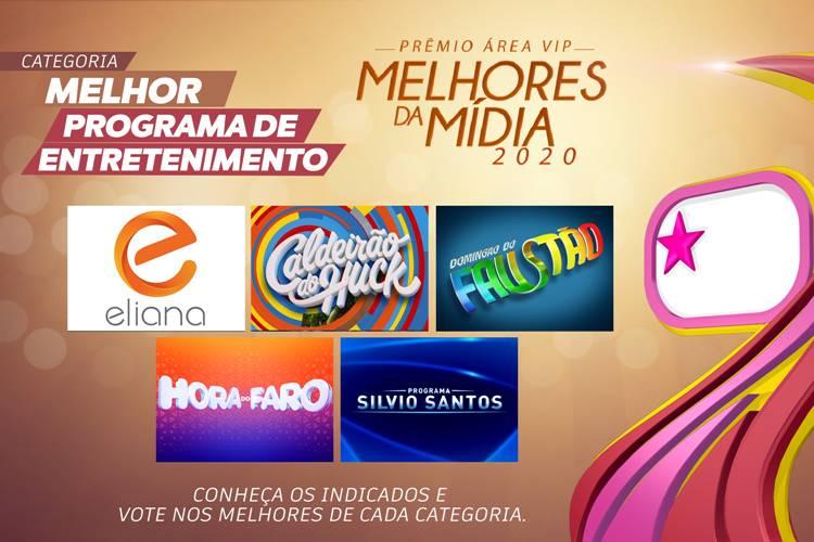 Melhor Programa de Entretenimento/Área VIP