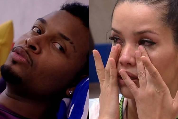 BBB21: Nego Di reflete sobre 'vacilo' de Juliette e dispara: ''Motivo de voto'' - Foto: Reprodução/Rede Globo/ Montagem Área VIP
