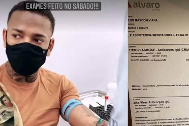 Em nova bateria de exames, Nego do Borel testa negativo para HPV - Foto: Reprodução/Instagram