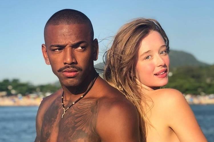 Nego do Borel está proibido, pela Justiça, de citar nome de ex-noiva, Duda Reis - Foto: Reprodução/Instagram