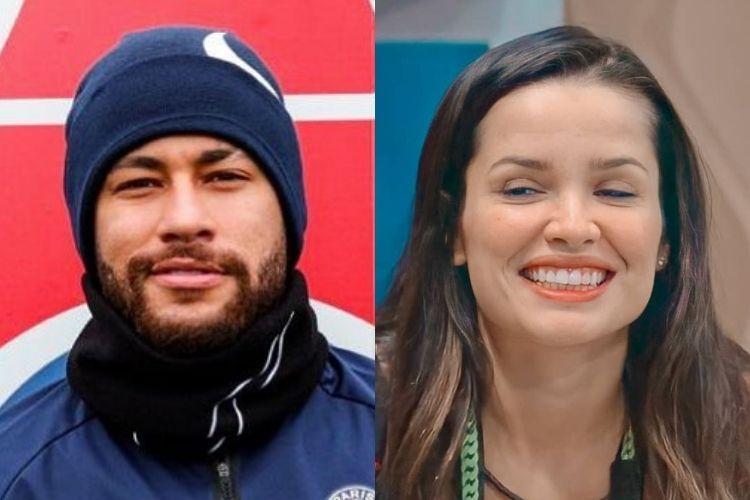 Neymar Jr e Juliette - Reprodução: Instagram (Montagem: Área VIP)