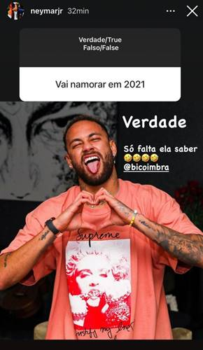 Neymar Jr/ Instagram