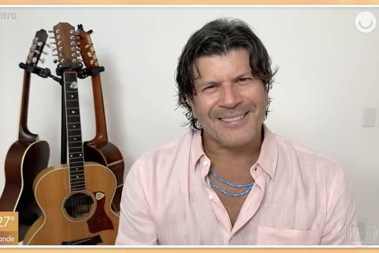 Paulo Ricardo/ Reprodução Globo