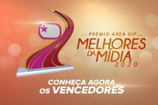 Prêmio Área VIP 2020 - Vencedores
