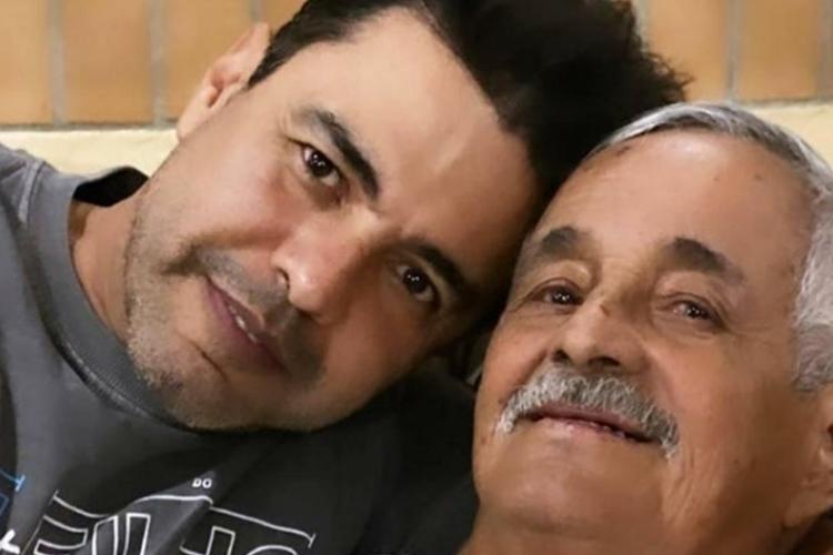 Sertanejo Zezé Di Camargo e Luciano foto reprodução Instagram