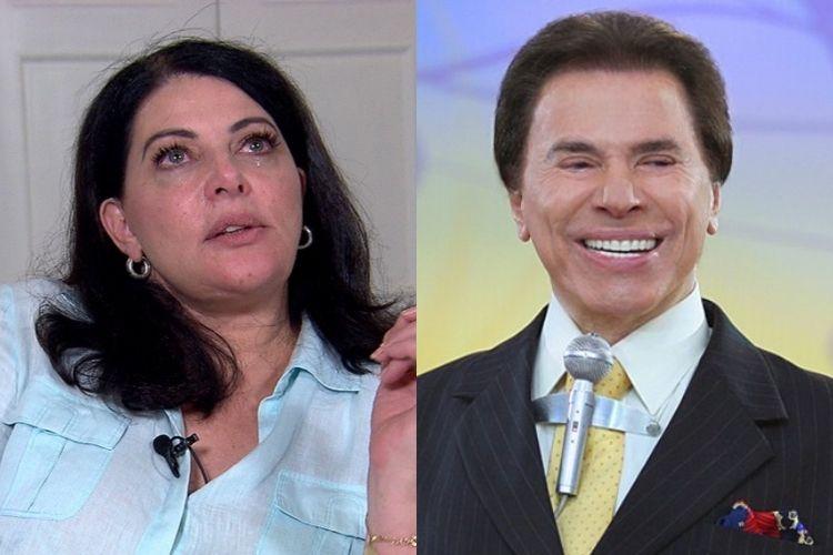 Sonia Lima e Silvio Santos - Reprodução: Instagram