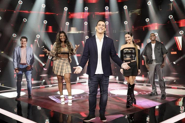 The Voice + (Globo/João Miguel Júnior)