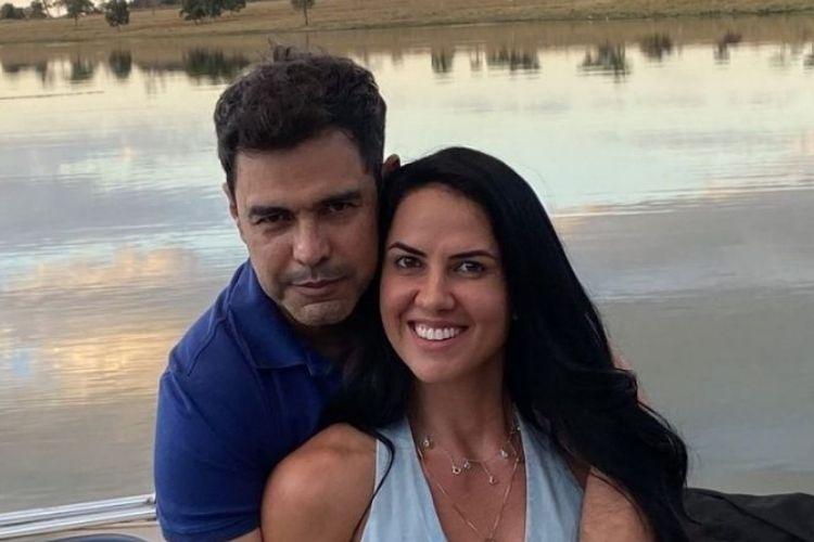 Zezé di Camargo e Graciele Lacerda - Reprodução: Instagram