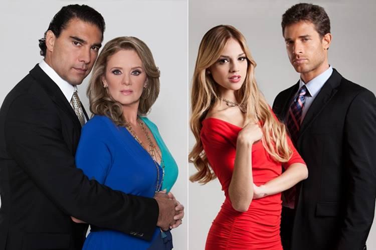 Amores Verdadeiros - Vitória Balvanera, José Ângelo Arriaga, Nicole Brizz e Francisco Guzmán