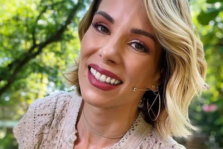 Ana Furtado relembra período que passou por quimioterapia ao apoiar fã: ''Coragem e fé'' - Foto: Reprodução/Instagram