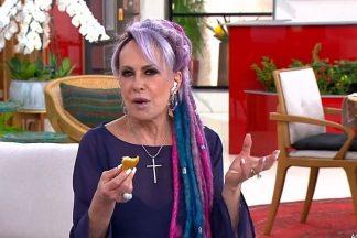 Ana Maria Braga - Reprodução: TV Globo