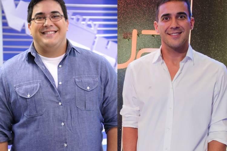André Marques fala sobre cirurgia bariátrica: ''Não é cura'' - Foto: Reprodução/ Rede Globo