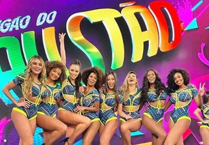Bailarina demitida do ''Domingão do Faustão'' dispara: ''Não me deram escolha'' - Foto: Reprodução/ Rede Globo