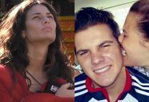 Irmão de participante brasileira do Big Brother italiano, morre após acidente de carro - Foto: Reprodução/ Instagram/ Montagem Área VIP