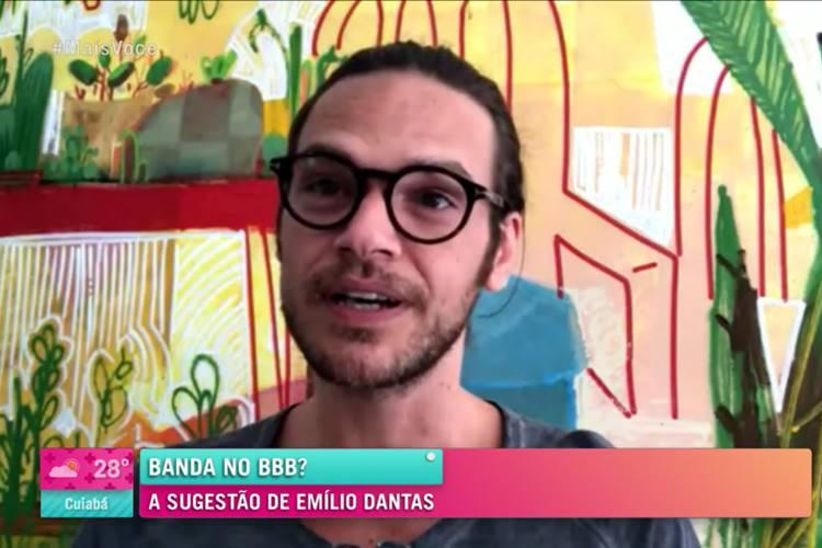 Emilio Dantas/ Reprodução Rede Globo