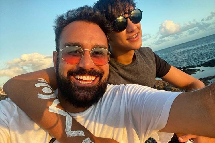 Fábio Ramalho e João Paulo/ Instagram