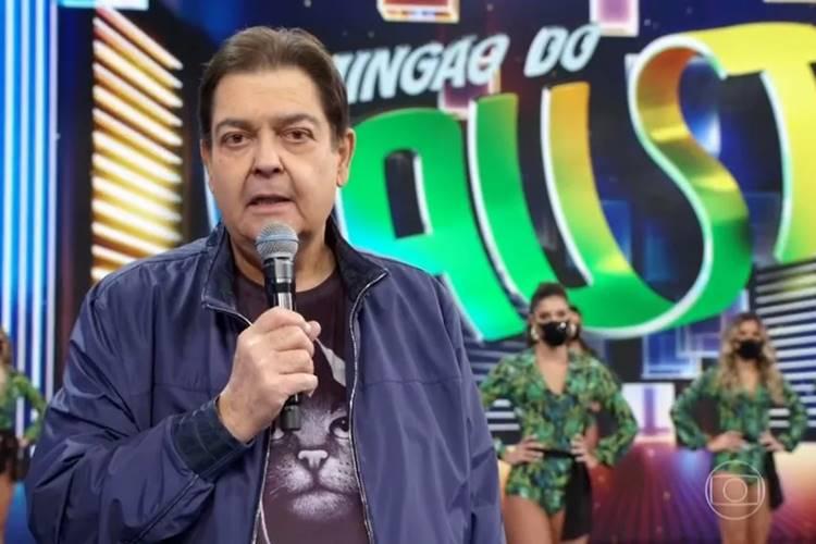 ''Domingo do Faustão'' pode ser substituído por futebol na Globo - Foto: Reprodução/ Rede Globo