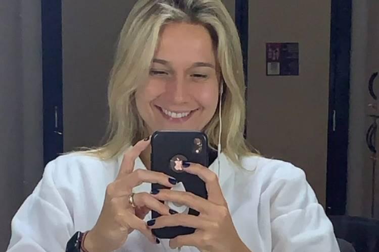 Fernanda Gentil revela crise no seu casamento durante a quarentena