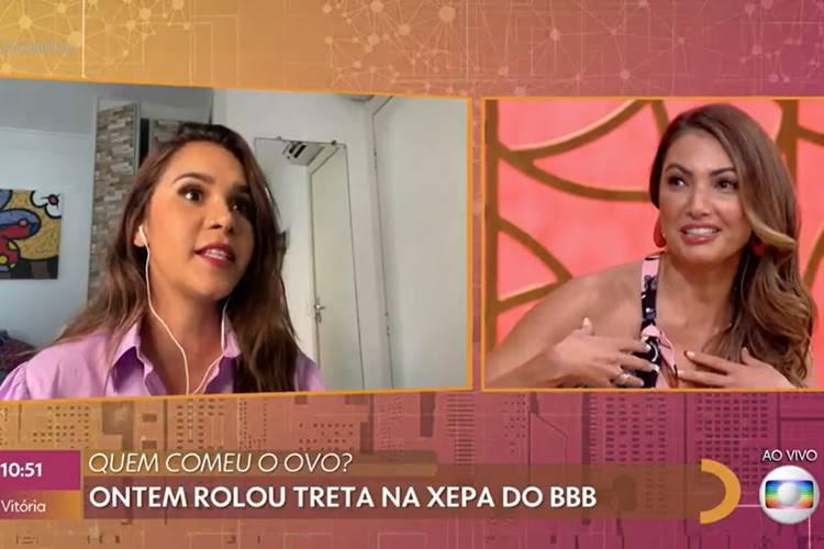 Gizelly Bicalho ensina como sobreviver na 'Xepa'