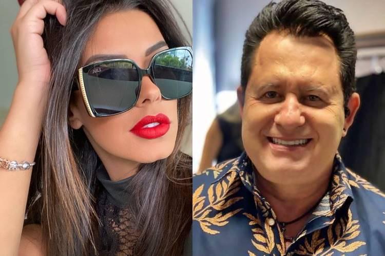 Ex-BBB, Ivy Moraes, comenta sobre boatos de que estaria vivendo um affair com Marrone, dupla de Bruno - Foto: Reprodução/Instagram,/ Montagem Área VIP