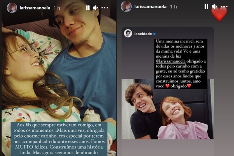Larissa Manoela foto reprodução Instagram