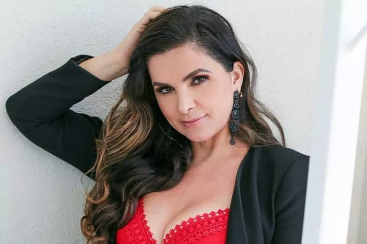 """Após causar em """"A Fazenda 12"""", Luiza Ambiel entra para faculdade"""
