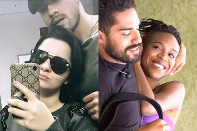 """BBB 21: Maraisa pede carro de som para alertar Arcrebiano sobre Karol Conká: """"Eu pago"""" - Foto: Reprodução/ Instagram e Rede Globo/ Montagem Área VIP"""