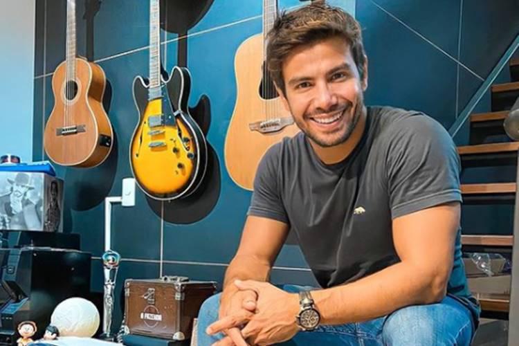 Após participar de ''A Fazenda'', Mariano será um dos jurados do ''Canta Comigo'', diz colunista - Foto: Reprodução/ Instagram