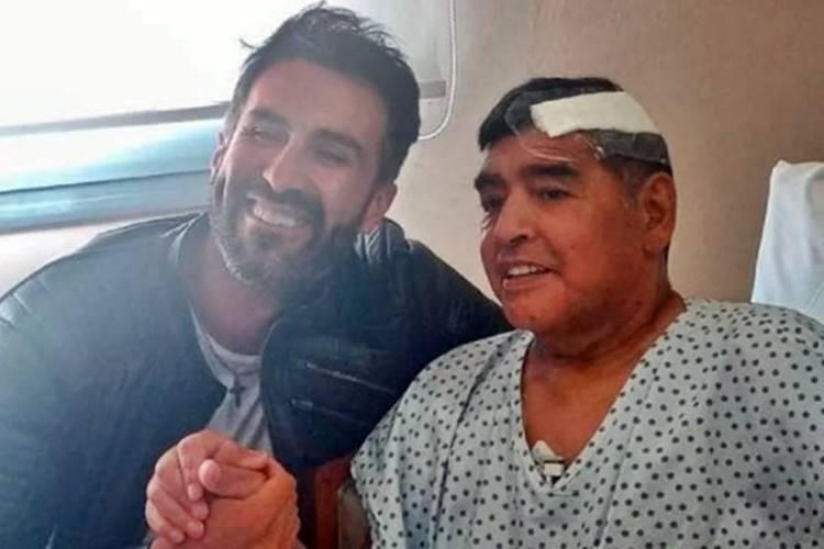 Médico particular de Diego Maradona, está sendo investigado por negligência - Foto: Reprodução/ Instagram
