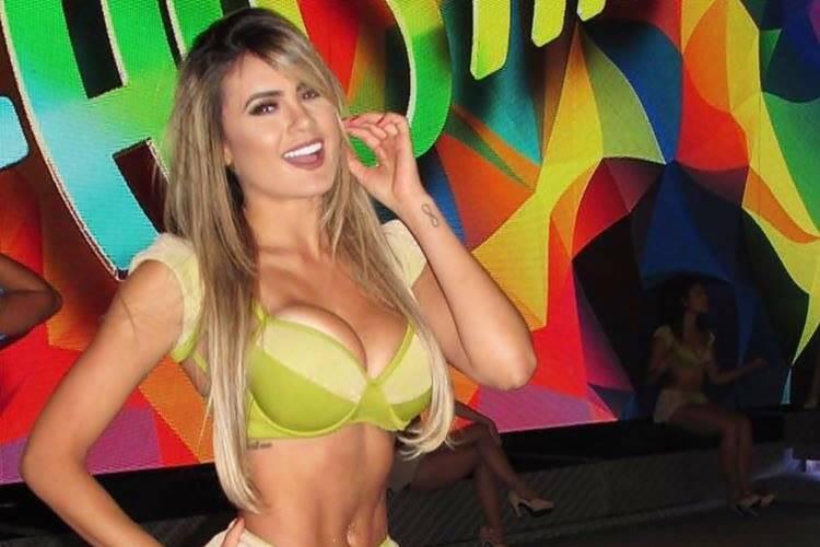 Após demissão, ex-bailarina do Faustão se emociona com despedida: ''Fiquei triste' - Foto: Reprodução/ Rede Globo