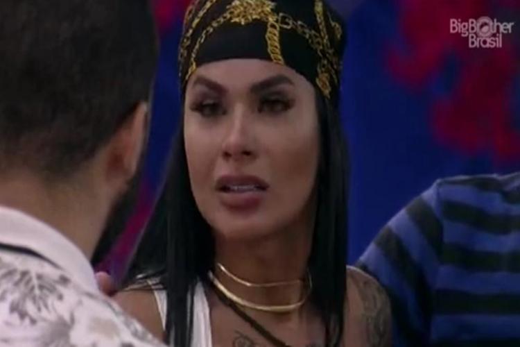 Pocah foto reprodução Big Brother Brasil Globo Play