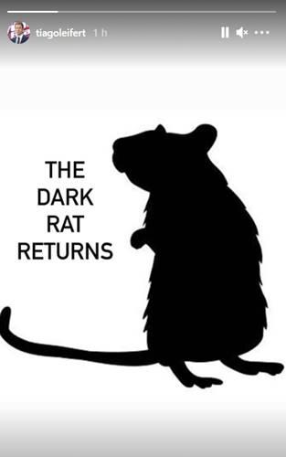 BBB 21: Internautas se divertem com possível volta de Rato Genilson - Foto: Reprodução/ Instagram