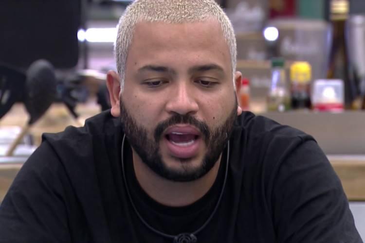 Projota/ Reprodução Globo