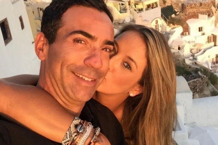 Ticiane Pinheiro emociona ao celebrar 7 anos com César Tralli