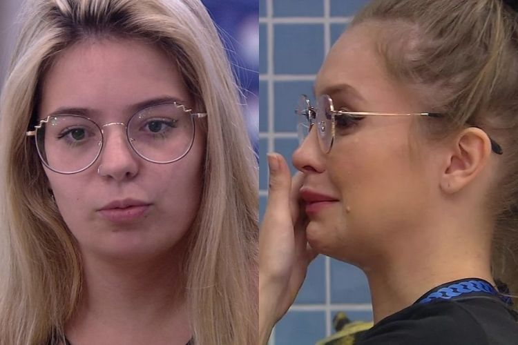 Viih Tube e Carla Diaz - Reprodução: Globoplay