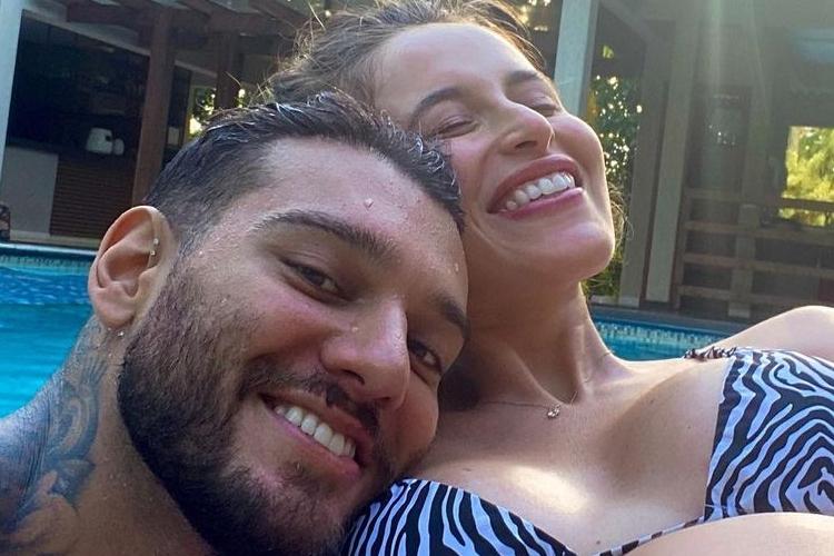 Lucas Lucco e Lorena Carvalho (Reprodução/Instagram)