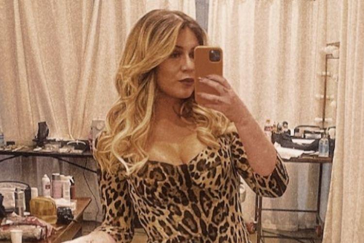A cantora sertaneja Marília Mendonça - Reprodução: Instagram