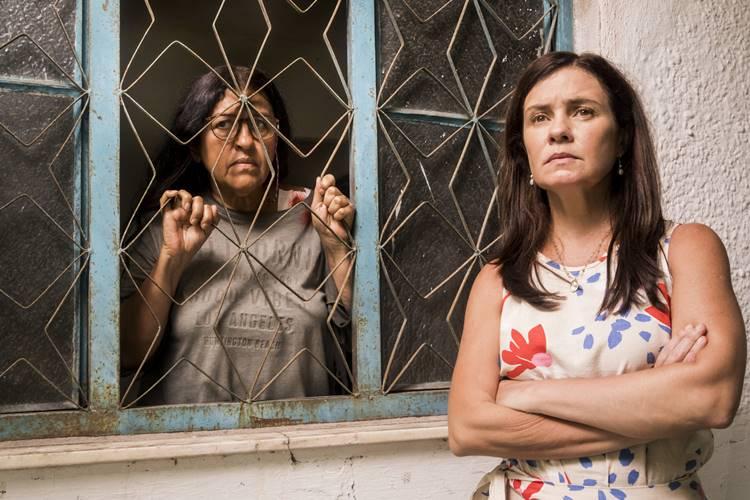 Amor de Mãe - Lurdes e Thelma (Globo/João Miguel Júnior)