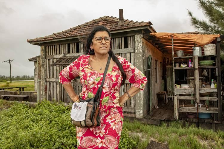 Amor de Mãe -Lurdes (Globo/Victor Pollak)