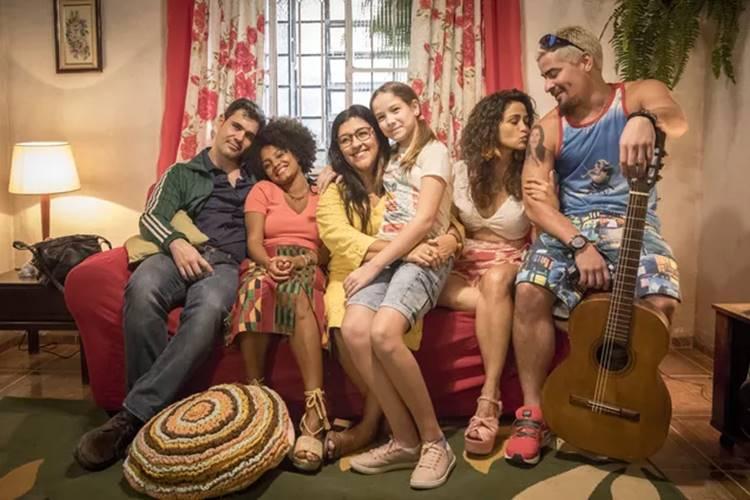 Juliano Cazarré comemora retorno de ''Amor de Mãe'': ''Um trabalho feito com muito carinho'' - Foto: Reprodução/ Rede Globo